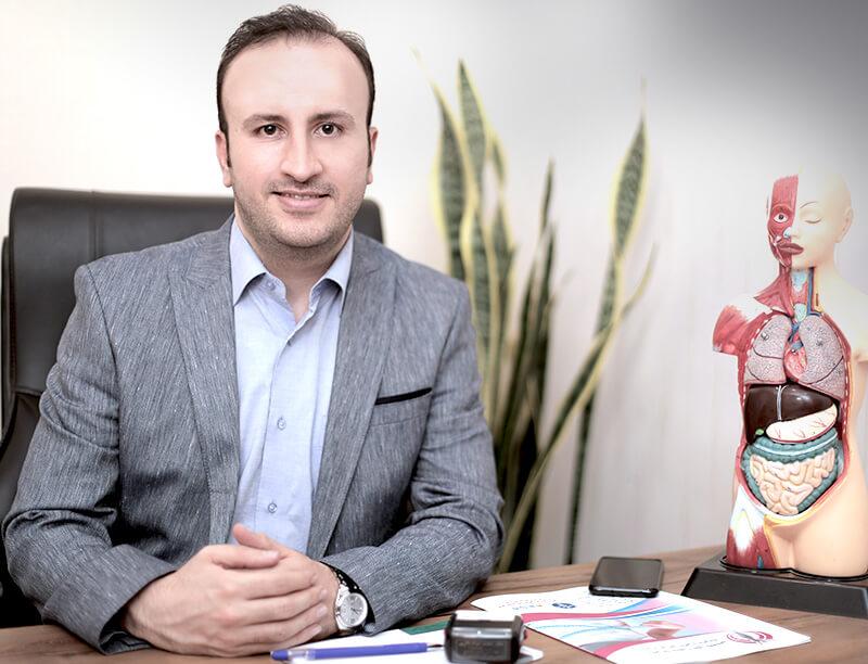 عکس دکتر محمدجواد باقری